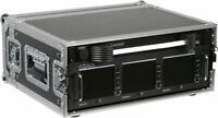 Odyssey Cases FRER4 New Flight Ready 4U Rackmount DJ Special Effects Rack Case