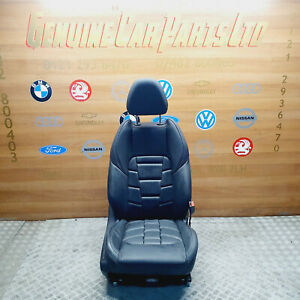 NISSAN QASHQAI J11 2017-2020 FRONT DIRVERS RIGHT ELECTRONIC LEATHER SEAT