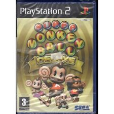 Super Monkey Ball Deluxe Videogioco Playstation 2 PS2 Sigillato 5060004764549