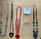 M%26S%2C+Next%2C+%28and+Others%29+Necklaces+Jewellery+BUNDLE+Shell+Bead+NEW+and+Used