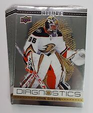 2020-21 Upper Deck Allure Hockey DIAGNOSTICS Insert Cards (Pick Your Own) 1:11