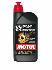Motul Gear Competition 75w140 - Conditionnement...