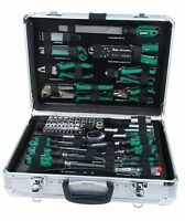 Mannesmann Aluminium Tool Case German Quality Professional and Domestic Use Tool