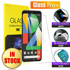 For Google Pixel 4 XL 3 3A XL 2 XL Full Coverage Tempered Glass Screen Protector