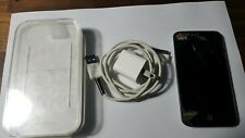Apple iPod Touch 4th Generation 8Gb Player - Black with bundle