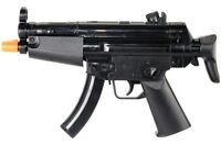 HFC Mini MP5 AEG Automatic SMG Electric Airsoft Pistol Full Auto Gun - HB-102