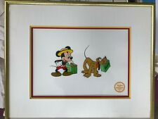 Collect ALL 9 Disney Limited Edition Serigraph Cels Framed