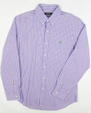 Ralph Lauren - Purple/White Striped Shirt - Size L - *NEW WITHOUT TAGS* RRP £90