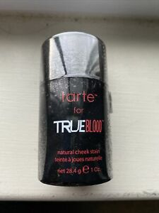 """Tarte Cheek Stain True Blood """"Glamour Me"""" Sealed Special Edition RARE 1 Oz"""