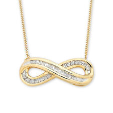 Unbranded Diamond Yellow Gold Fine Necklaces & Pendants