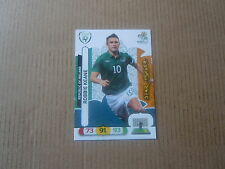 Carte adrenalyn panini - Euro 2012 - Irlande - Robbie Keane - Star Player