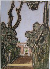 VINCENT BIOULES  - Carton d invitation - 2011