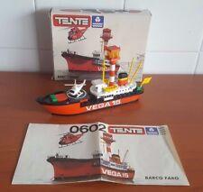 Tente 0602 Barco Faro Vega 15