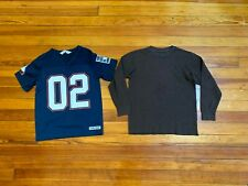Lot of 2 Pcs Boys T-Shirt: H&M Size 6-8Y and Genuine Gap Brand Size S 6-7