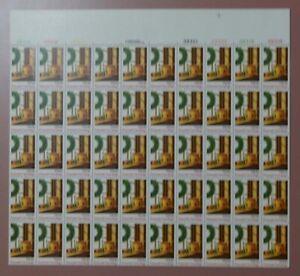 Scott #1843 $0.15 Christmas - Season Greetings Mint Sheet ( Face Value - $7.50 )