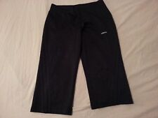 Womens adidas Pants L Large Black Running Workout