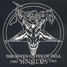 Audio CD The Seven Gates Of Hell: Singles 1980-1985 - Venom - Free Shipping