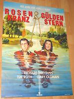 Rosenkranz & Güldenstern 1990 Original Filmplakat / Poster A1 ca.60x84cm