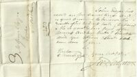 # 1795 KELSO LEGAL MATTERS LETTER JAMES DARLING TO GEORGE RODGER AT SELKIRK