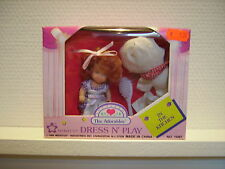 Vintage The Adorables Dress N' Play In The Kitchen No. 11087