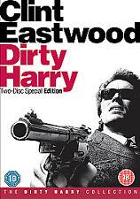 Dirty Harry (DVD, 2008, 2-Disc Set) NEW