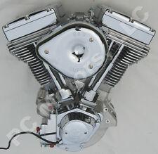 "127"" NATURAL FINISH EVO ENGINE MOTOR HARLEY S&S CYCLE ULTIMA EL BRUTO *SAVE 3%*"