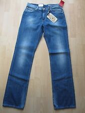 BNWT Tommy Hilfiger Designer Mercer W32 L35.5 Tall Mens Jeans Col Angeles Blue