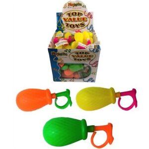 72 Water Squirt Ring Funny Practical Joke Prank Trick Party Bag Stocking Filler