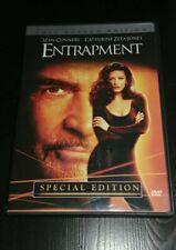 Entrapment (DVD, 1999) Sean Connery Will Patton