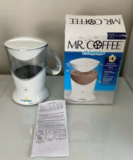 COCOMOTION MR COFFEE 4 CUP HOT CHOCOLATE MAKER HC4 LIKE MINT
