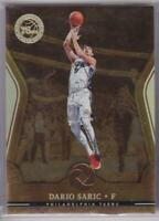 2017-18 Dario Saric #01/10 Panini Opulence 76ers Philadelphia Basketball Card