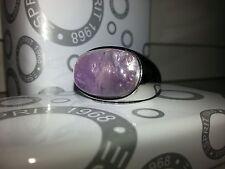 "ESPRIT Ring SOLIST AMETHYST 18 mm Silber 925 ""TOP"""