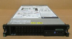 "IBM Power S822 8284-22A 1x 6-Core Power8 3.89GHz 32GB Ram 12x 2.5"" Bay 2U Server"