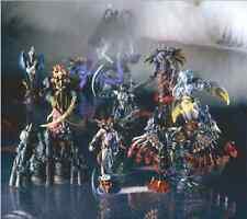 ~ New ~ Final Fantasy Creatures ~ Volume 2 ~ Complete Color Set ~