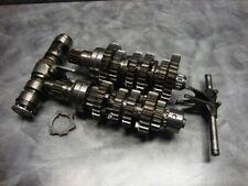 91 Kawasaki Ninja ZX600C ZX600 ZX 600 R Engine Transmission Gears Shift Fork K2