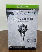 Elder Scrolls Online Greymoor Collector's Edition Upgrade Xbox One ESO