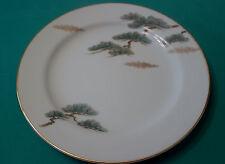 NORITAKE NIPPON TOKI KAISHA Vintage 40's  Bonsai Design Bread & Butter Plate