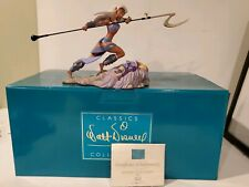 "WDCC ""Defender of the Empire"" Kida from Disney's Atlantis with Box & COA SIGNED"