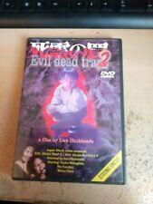 Evil Dead trap 2 dvd includes