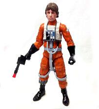 """STAR WARS 12"""" Large 1/6th LUKE SKYWALKER electronic toy figure w/sounds & speech"""
