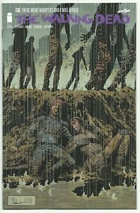 The Walking Dead 130 1st print Image Comics AMC Zombie 1st Whisperers appear