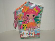 Lalaloopsy Sweetie Candy Ribbon Doll With Pet Super Cute Never Removed From Box