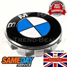 1 BMW ruota centro CAP TAPPI 10 Pin Clip BADGE 68mm per 1 3 5 7 E F M X Z Series