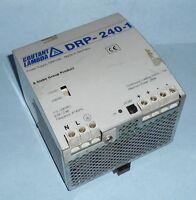 COUTANT LAMBDA 24VDC 10A DC POWER SUPPLY DRP240-1 *PZF*