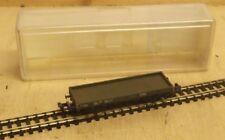 Minitrix scala N 3589 VAGONE senza sponde VERDE scatola originale