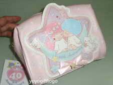 2015 Sanrio Little Twin Stars Cosmetic Bag makeup bag Multipurpose Pouch