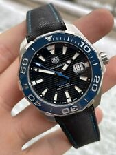 Tag Heuer AquaRacer Mens Sport Watch Automatic Date 300m WAY201C