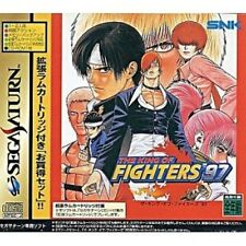 Sega Saturn The King of Fighters 97 Japan SS