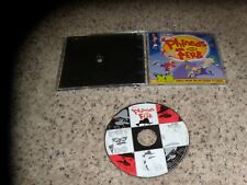 Disney Phineas and Ferb Music CD