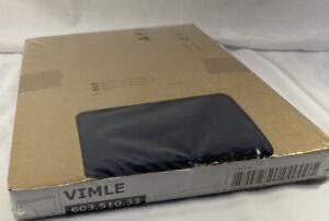 IKEA VIMLE Cover SLIPCOVER  for ARMREST Orrsta Black Blue603.510.33 NEW